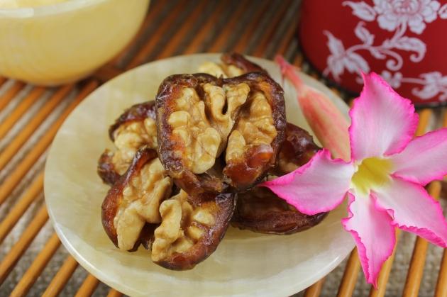 椰棗核桃果 1